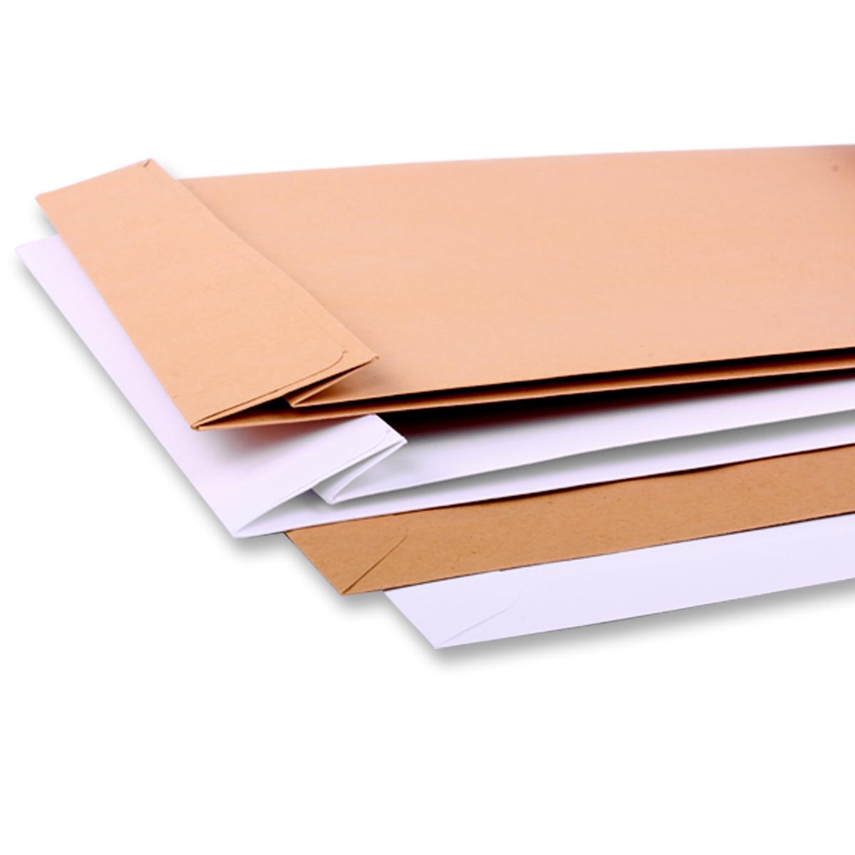 versandtaschen briefumschl ge umschl ge faltentaschen b4 ohne fenster 5 st ck ebay. Black Bedroom Furniture Sets. Home Design Ideas