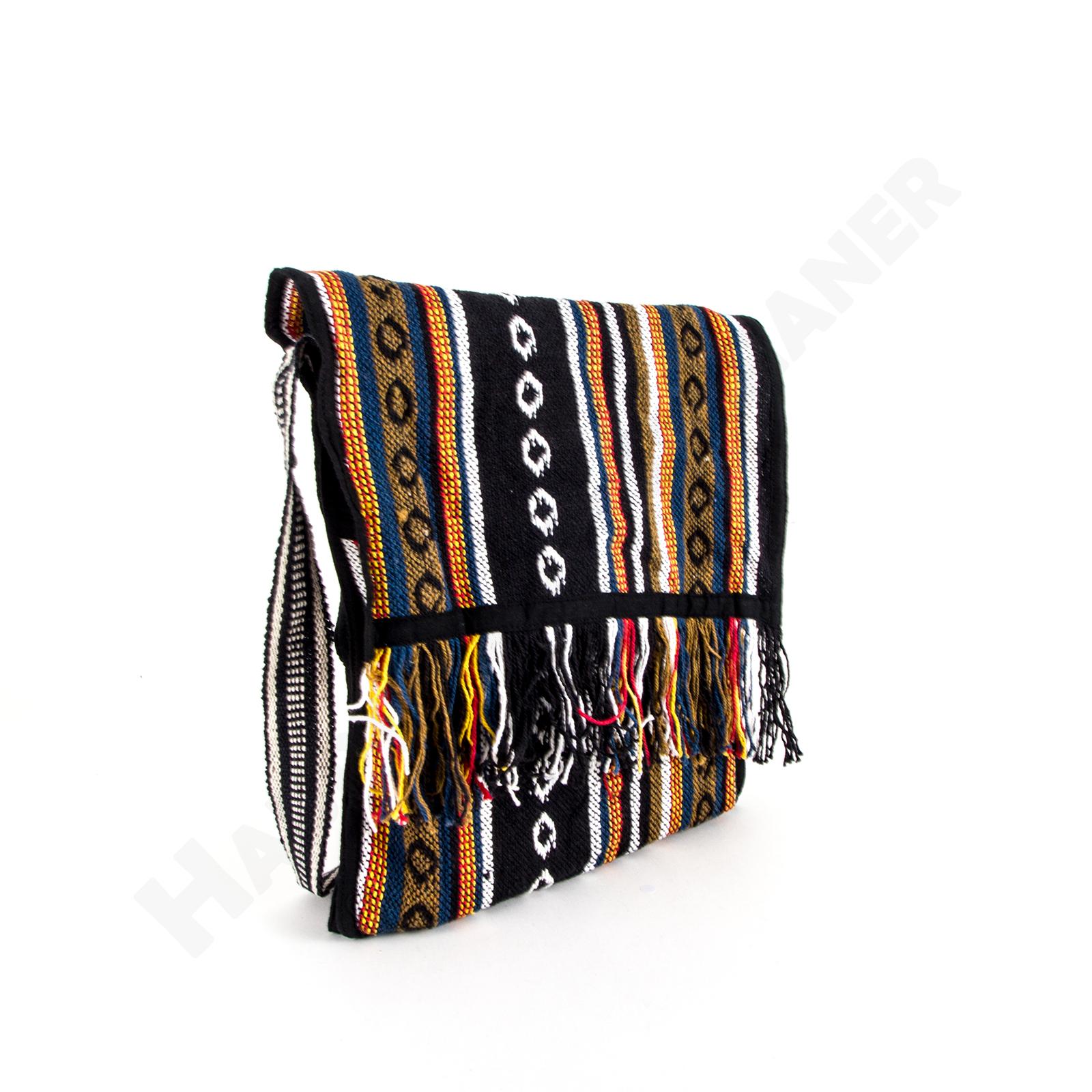 tasche umh ngetasche indianer fransen ethno muster verschiedene farben bunt. Black Bedroom Furniture Sets. Home Design Ideas